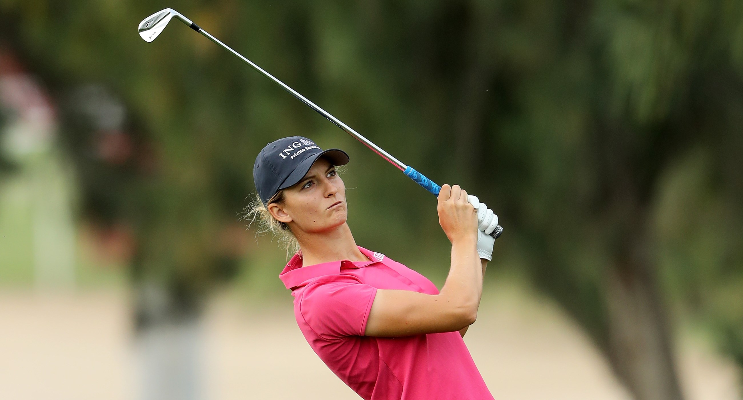 Fatima Bint Mubarak Ladies Open, golf