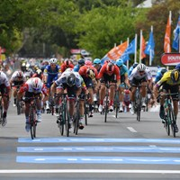 Derde plek voor Van Poppel in Tour Down Under