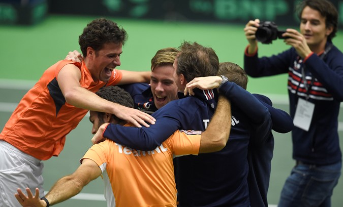 Bezoek de Davis Cup Finals in Madrid!