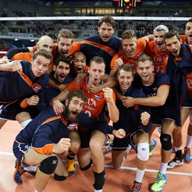 TeamNL_Volleybal Heren