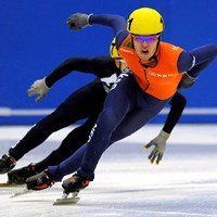Selectie shorttrack voor World Cups Calgary en Salt Lake City bekend