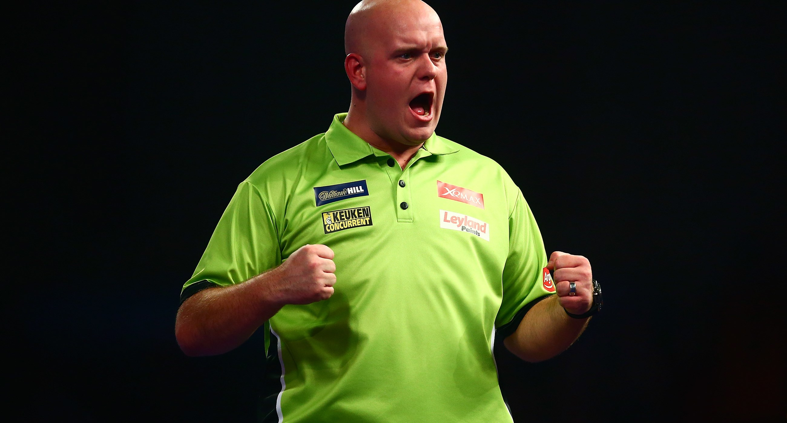 Premier League Darts ronde 16, Leeds